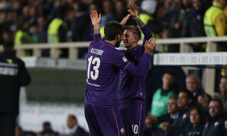 Fiorentina, i convocati di Moena: ci sono Kalinic e Bernardeschi