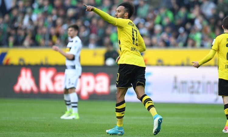 Ceo Dortmund su Aubameyang: 'Il Milan lo voleva, ma per lui sarebbe stato un passo indietro...'
