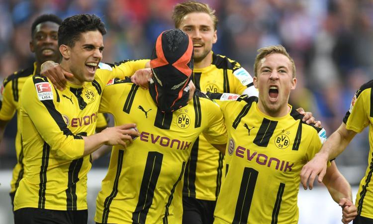 APOEL-Borussia Dortmund, le formazioni ufficiali: de Camargo sfida Aubameyang