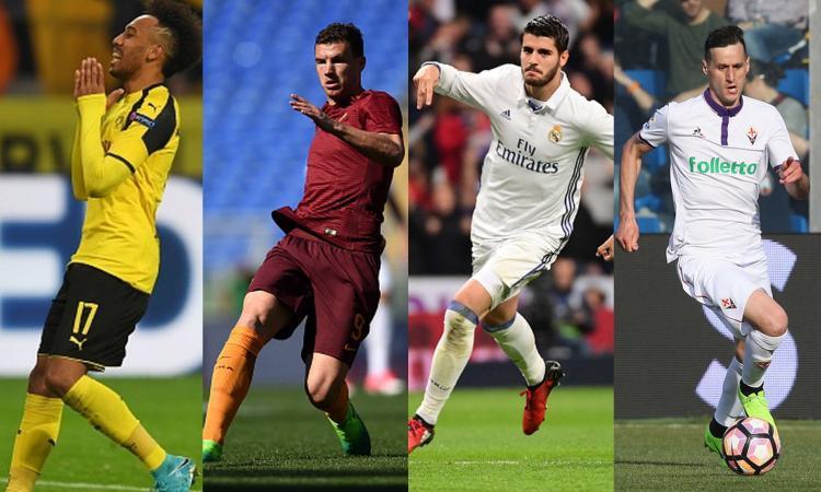 Milan, basta con i Bacca e i Lapadula: ecco l'identikit dell'attaccante perfetto
