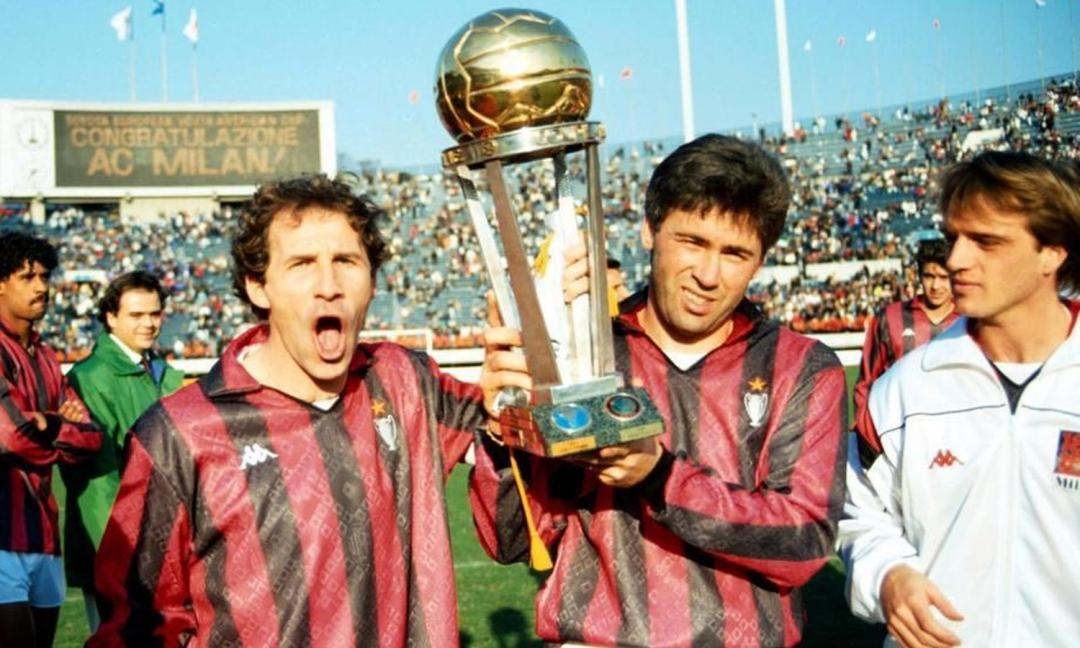 Franco Baresi, la leggenda del Milan