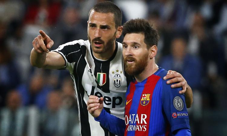Juve, parla Bonucci: 'Che impresa col Barcellona! E per la semifinale ho già fatto una nuova profezia...'