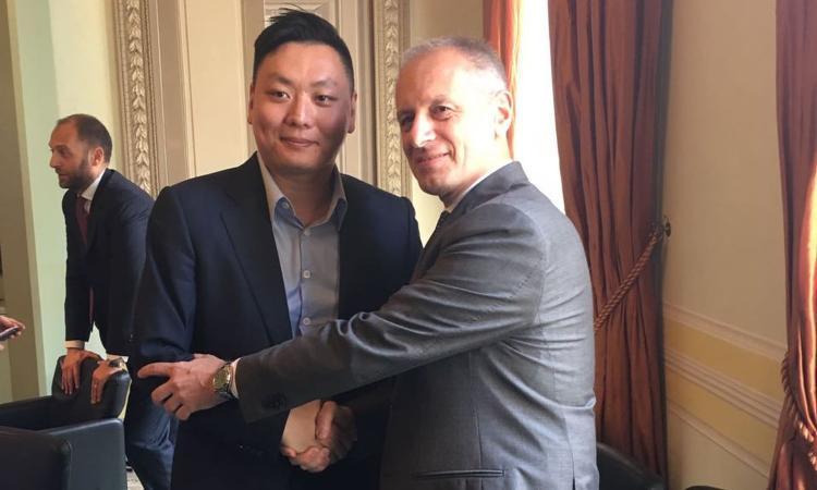 Milan, organizzato in Cina un seminario per cercare nuovi sponsor