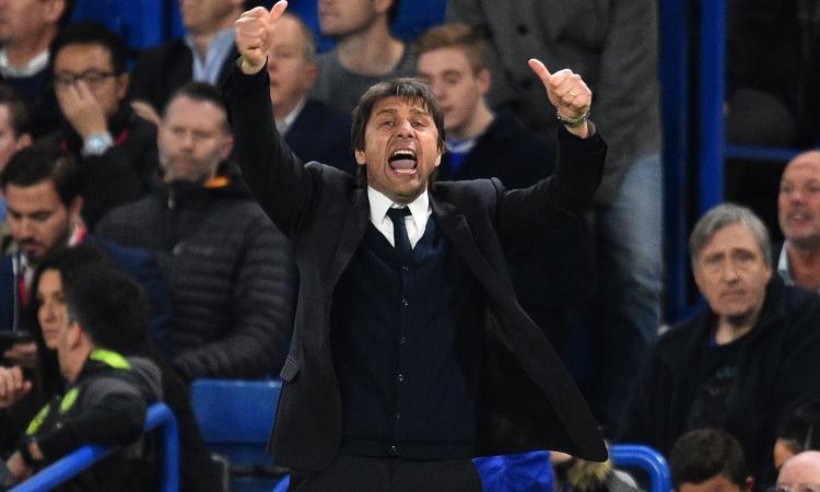 Conte: 'In Italia c'è solo la Juve