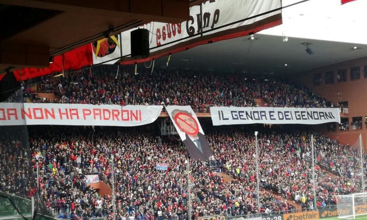 Genoamania: la vera contestazione è l'indifferenza