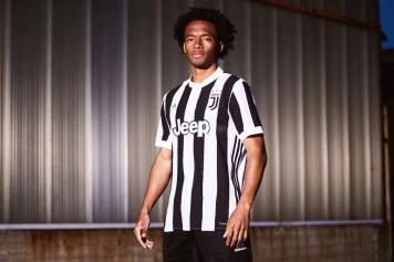 save off cd9de bd210 Juventus fans getting excited over new home shirt for 2018 ...