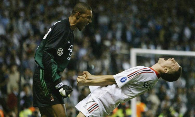 Milan, 15 anni fa la Champions contro la Juve: il ricordo di Ramaccioni