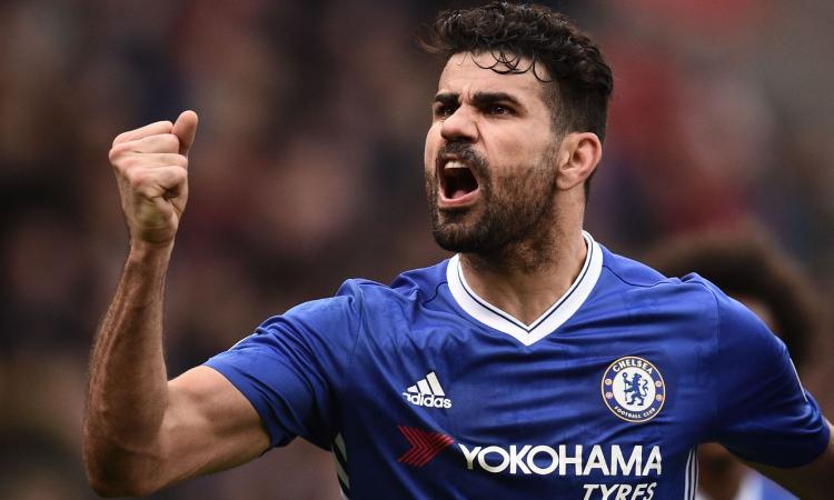 Chelsea: Llorente dà il via libera per Diego Costa all'Atletico Madrid