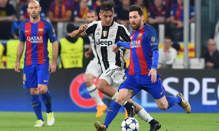 Juventus: no al Barcellona per Dybala