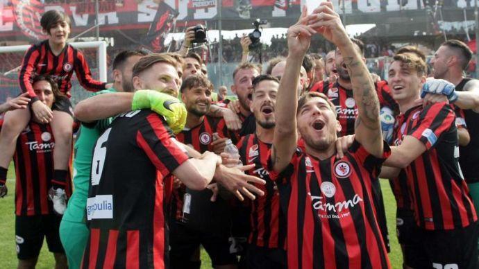 Foggia, Mazzeo: 'Finalmente la prima vittoria in casa!'