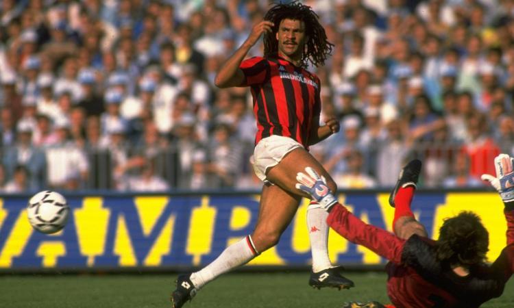 Inter-Milan, un ex nerazzurro: 'Sogno ancora Gullit la notte'