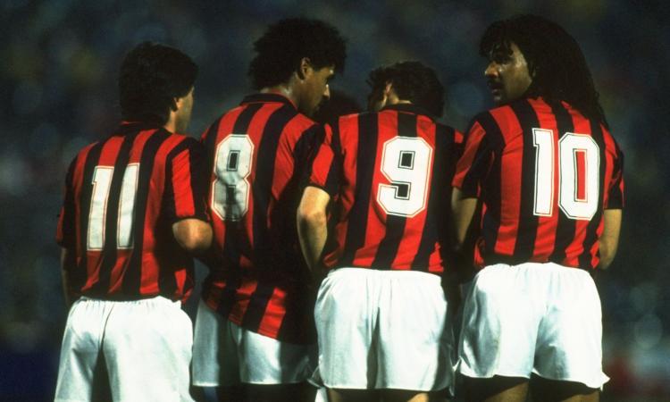 Milan, Gullit e Rijkaard insieme per ricordare i bei tempi FOTO