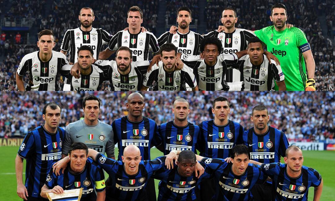 Sognando il triplete: è meglio la Juve di Allegri o l'Inter di Mourinho?