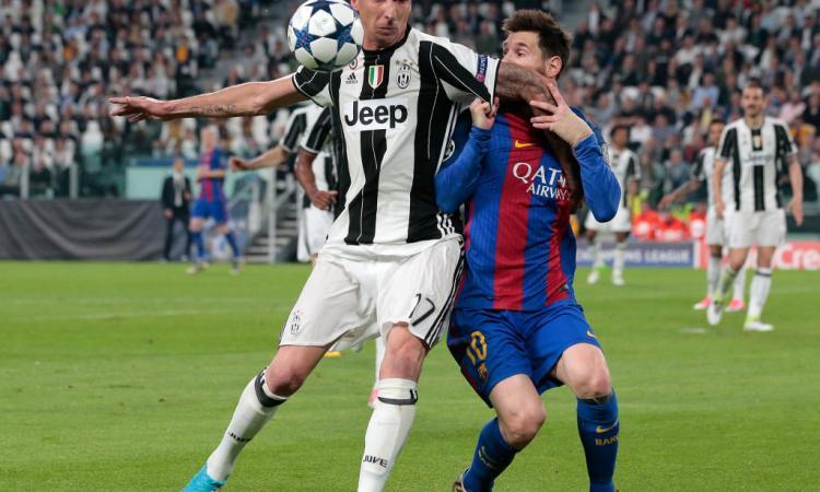 Dove e cosa ha sbagliato il Barcellona contro la Juve?