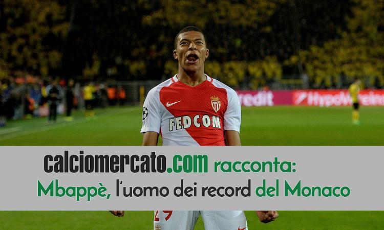 Tutto su Mbappè, l'uomo dei record: è il più temuto (e sognato) dalla Juventus
