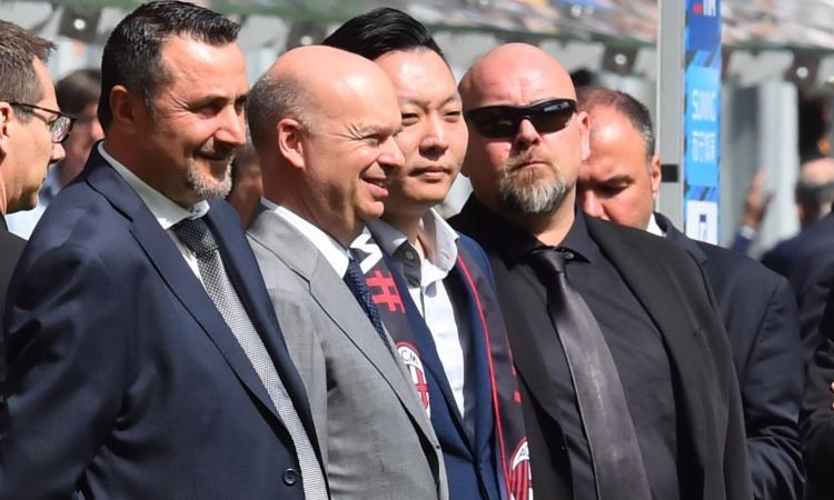 Milan: due priorità per Fassone e Mirabelli, che ora rimpiange Dybala
