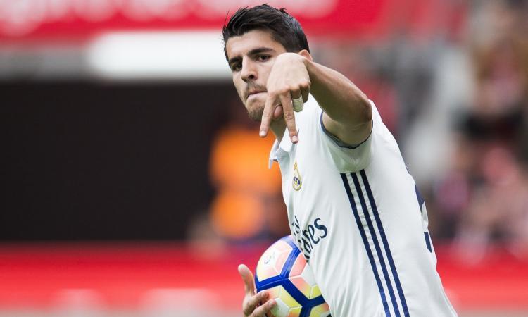 Dalla Spagna: Morata affascinato dal Milan