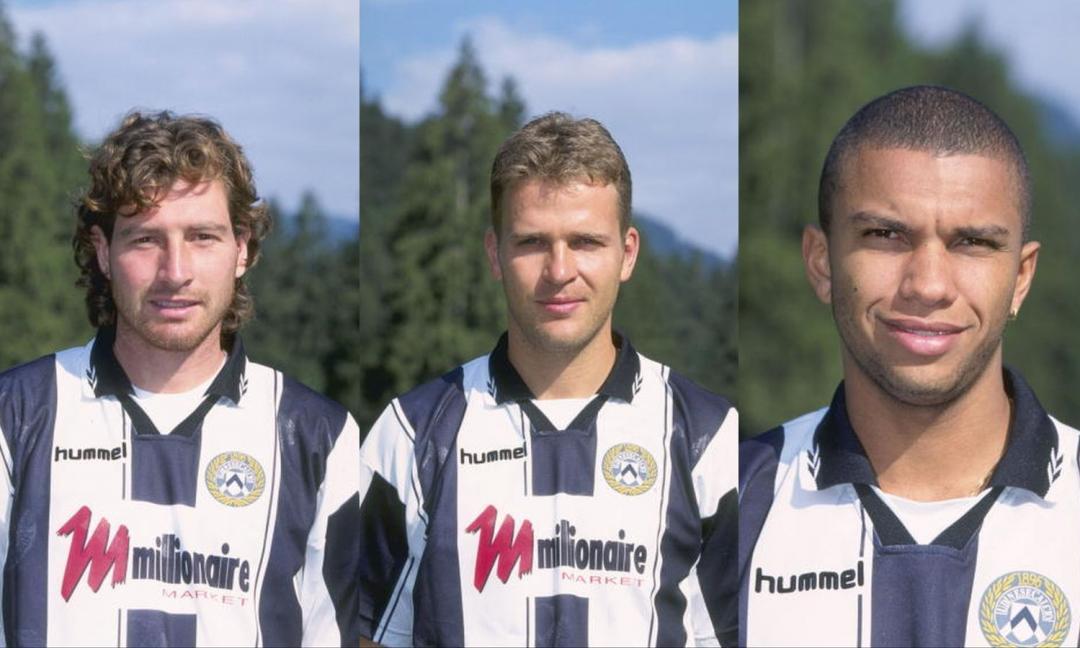 Il brasiliano, il tedesco e l'italiano