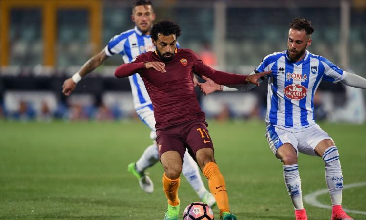 Roma, tweet ambiguo di Salah: messaggio al Liverpool?