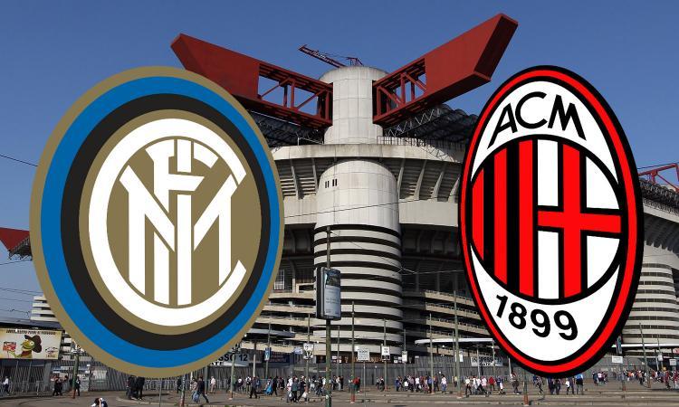 Inter-Milan, per i nerazzurri il derby dopo la sosta è sempre un tabù