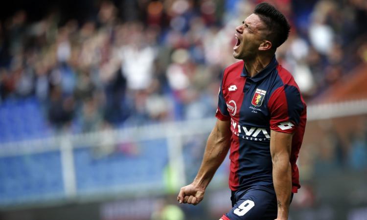 Simeone saluta i tifosi del Genoa: 'Mi mancherete'. È atteso domani a Firenze
