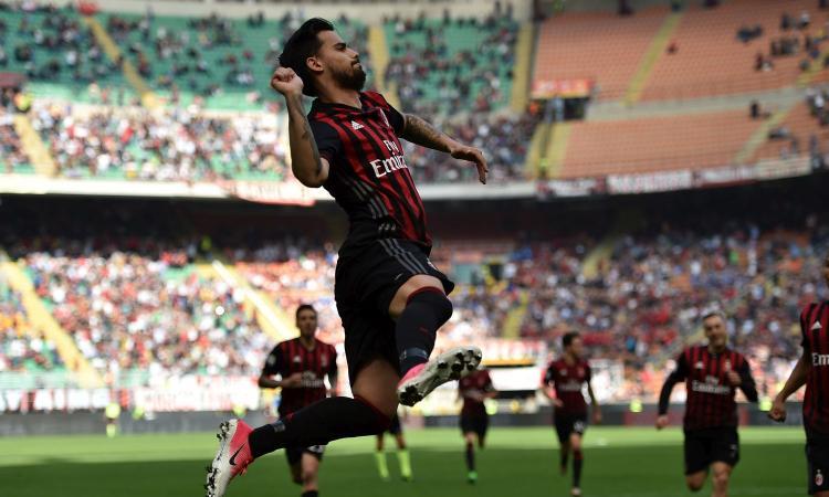 Milan, Suso è carico per la sfida di Europa League