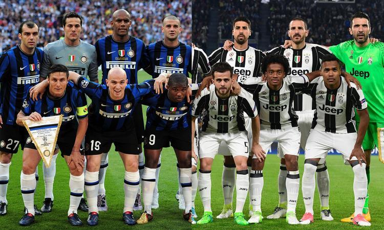 Sognando il triplete: è meglio la Juve di Allegri o l'Inter di Mourinho? VOTA