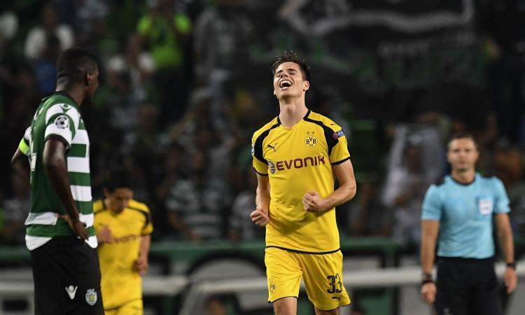 Borussia Dortmund: due squadre su Weigl