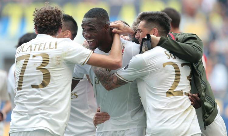 Milan, quello di Romagnoli è il secondo gol più tardivo. Il primo? Zapata al derby