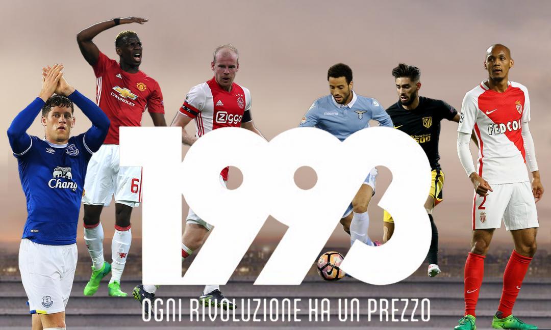 1993 - La Serie: chi è il miglior centrocampista nato in quell'anno?