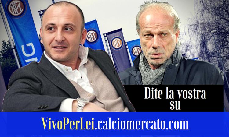 Inter, martedì summit Sabatini-Ausilio. Prima Oriali, poi l'allenatore: il punto