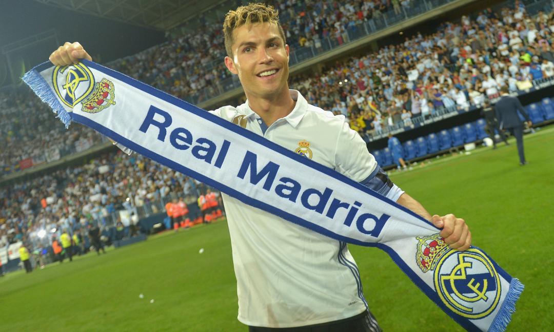 """Ronaldo, """"ci vuole un fisco bestiale""""..."""