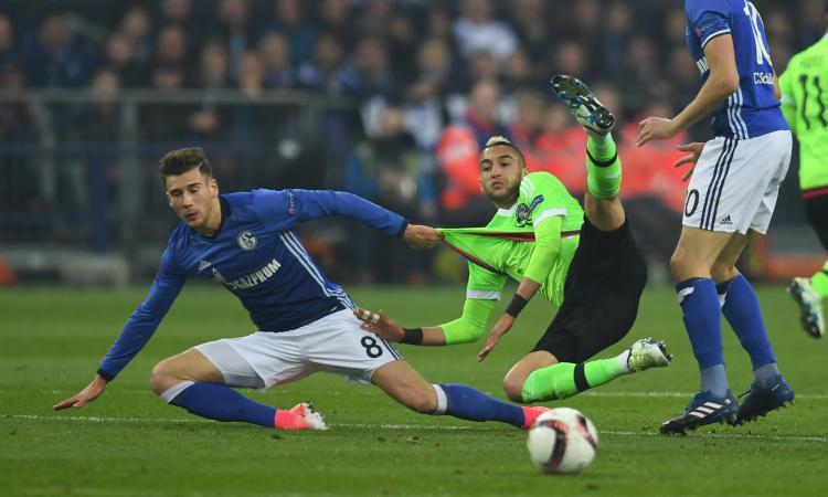 Juve, senti lo Schalke: 'Goretzka può partire, ma...'
