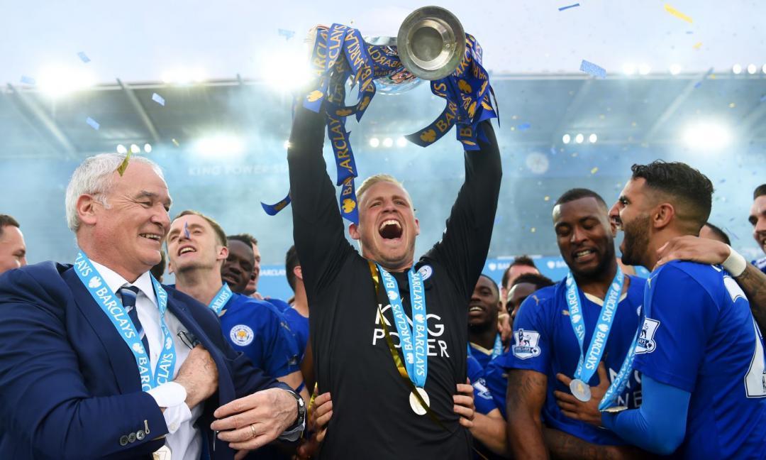 Ranieri, il Sir della favola del Leicester!