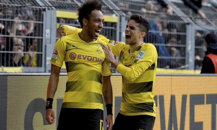 Milan, senti il ds del Dortmund: 'Aubameyang? Siamo aperti al dialogo...'