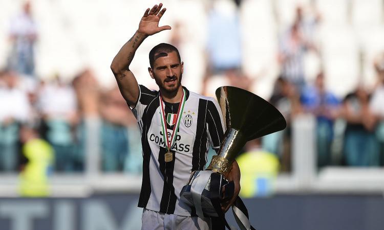Bonucci e la Juventus: cronaca di un divorzio annunciato