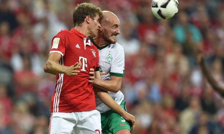 Werder, Baumann: 'Se Caldirola vuole andare ne parliamo'. E si apre il suo mercato
