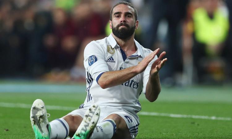 Real Madrid, Carvajal fuori due mesi?