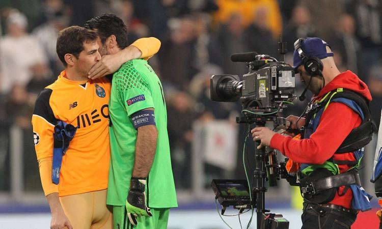 Porto, Casillas in uscita