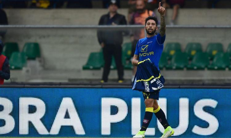 Chievo, Castro: 'Una big? Sì, ma qui sto benissimo. Sul Torino...'