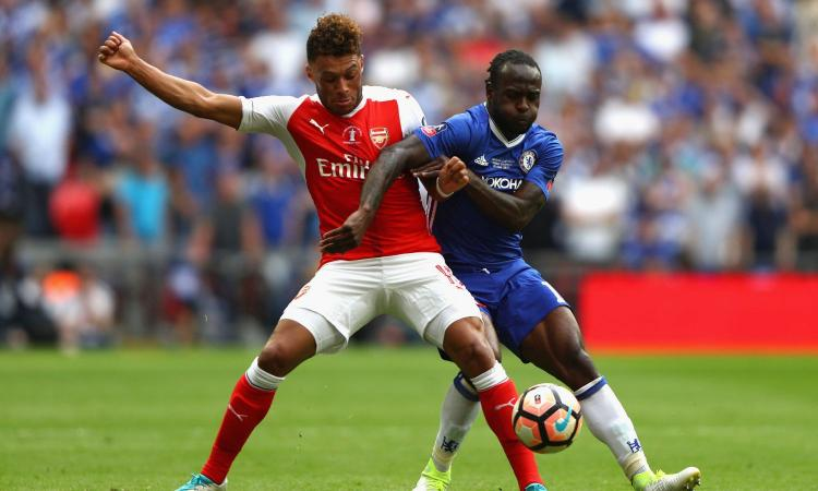 Arsenal, offerto il rinnovo a Chamberlain