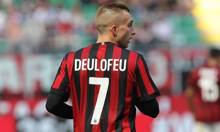 Milan, tutti i numeri di Deulofeu