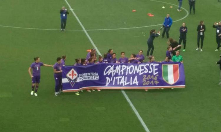 Fiorentina, la Juventus prova a 'scipparti' i talenti anche nel calcio femminile