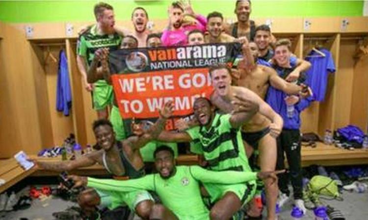 Forest Green Rovers: in Inghilterra promosso il primo club vegano al mondo! Eccola sua storia