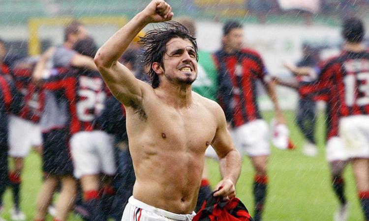 Gattuso: 'Il derby più bello quello del 2003'