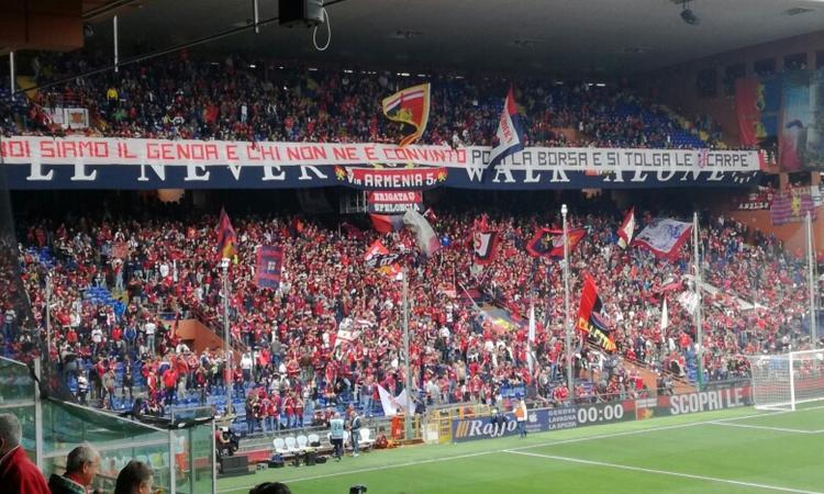 Genoa-Lazio, Onofri: 'Biancocelesti più forti ma occhio al fattore Marassi'