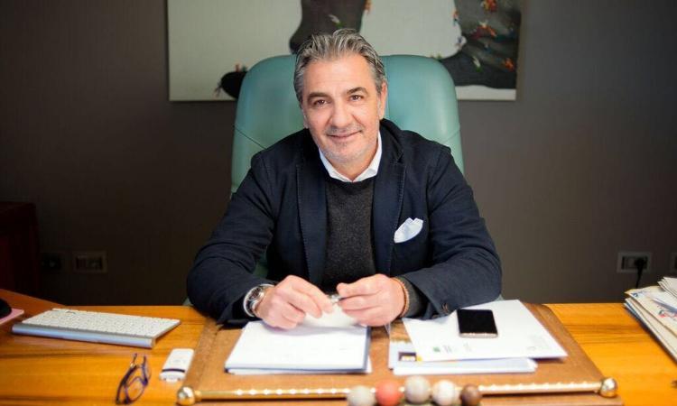 Crotone, il presidente Vrenna: 'Contro la Lazio la gara della vita. Classifica bugiarda, abbiamo subito torti arbitrali'
