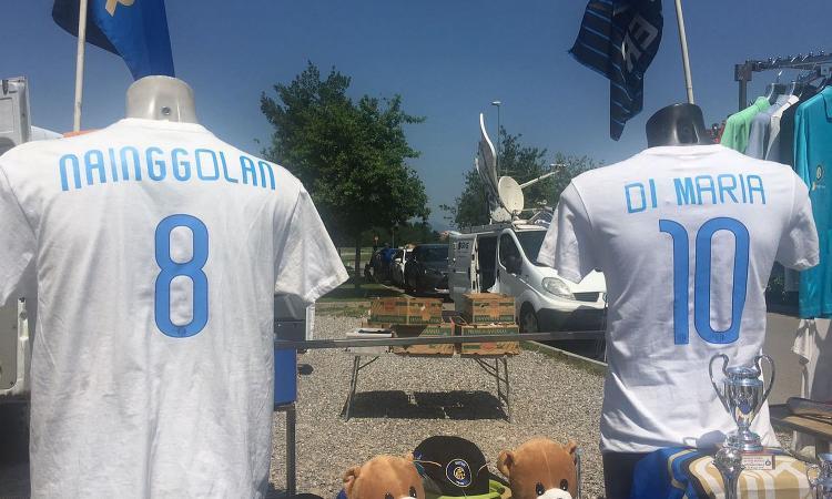Maglia Home Inter Milan RADJA NAINGGOLAN