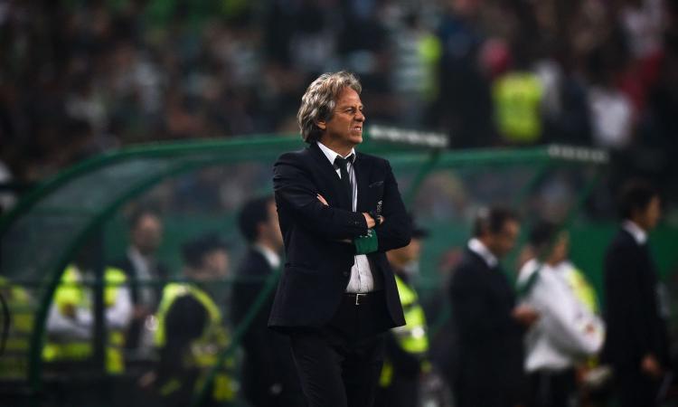 Juve, Sporting in emergenza verso la Champions: fuori due titolari