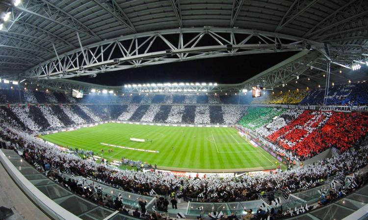 Juve-Inter, si svuota il settore ospiti: respinta parte della Curva nerazzurra e i tifosi sfollano